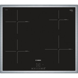 Vitro inducción Bosch PUE645BB1E marco inox 60cm