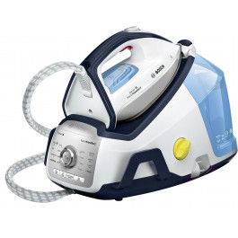Centro de planchado blanco azul Bosch TDS8060