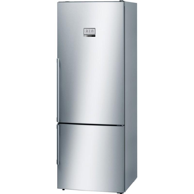 Combi Bosch KGF56PI40 70cm inox 1.93m No Frost A+++