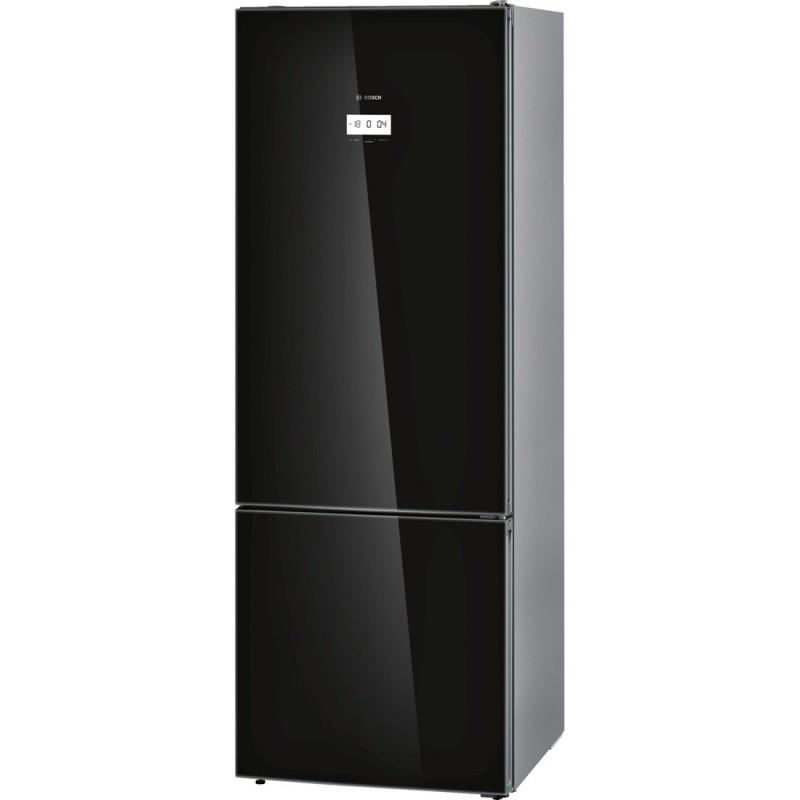 Combi Bosch KGF56SB40 70cm negro 1.93m NoFrost A+++