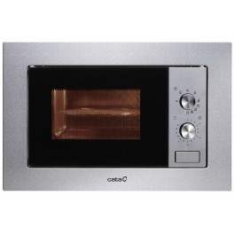 Microondas Cata MC 20 IX r.7510306 inox 20L integrable