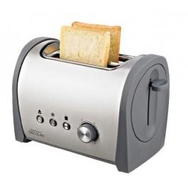CECOTEC Toast&Taste Inox 2S