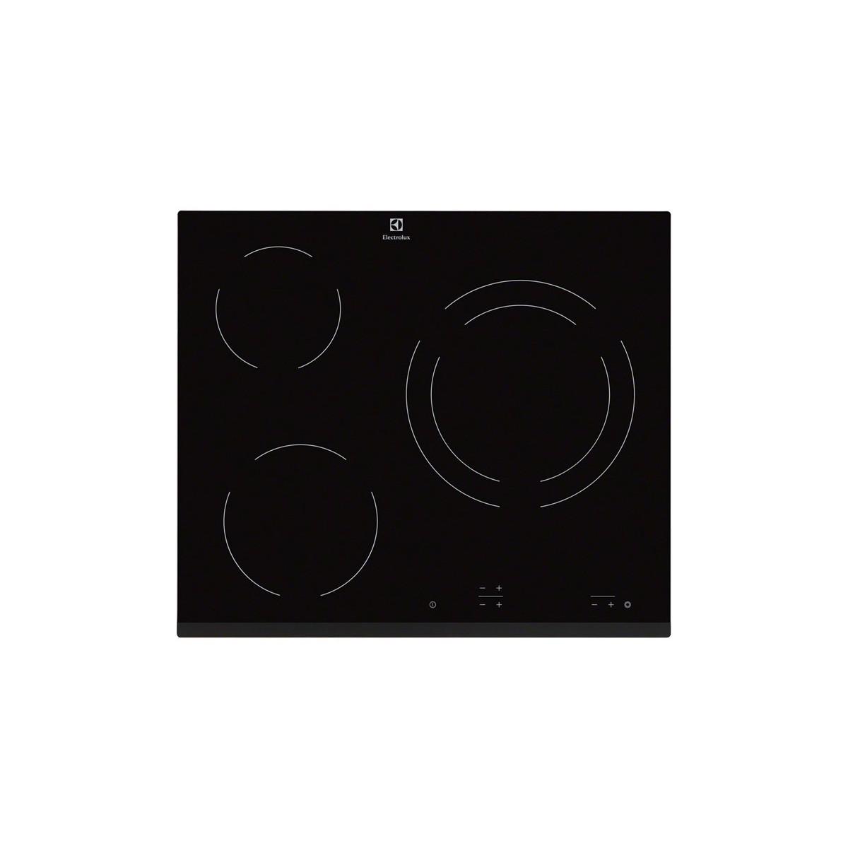 Vitrocerámica Electrolux EHF6231FOK 60cm biselada