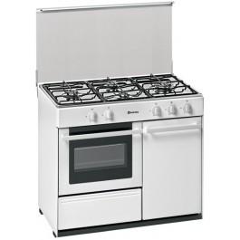 Cocina Meireles G 2940 V quemadores a gas y horno a gas 90cm