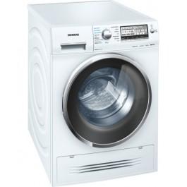 Lavadora Secadora Siemens WD15H547EP blanca 7/4kg 1500rev