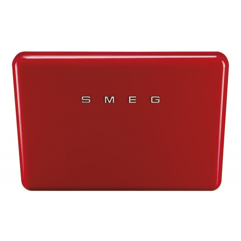 Campana Smeg KFAB75RD 75cm Rojo clase A+