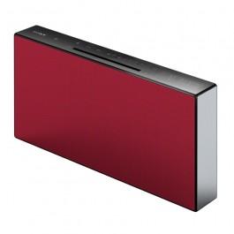 SONY CMTX3CDR Bluetooth Rojo