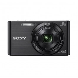 SONY DSCW830B Negra 20,1 MP 8X