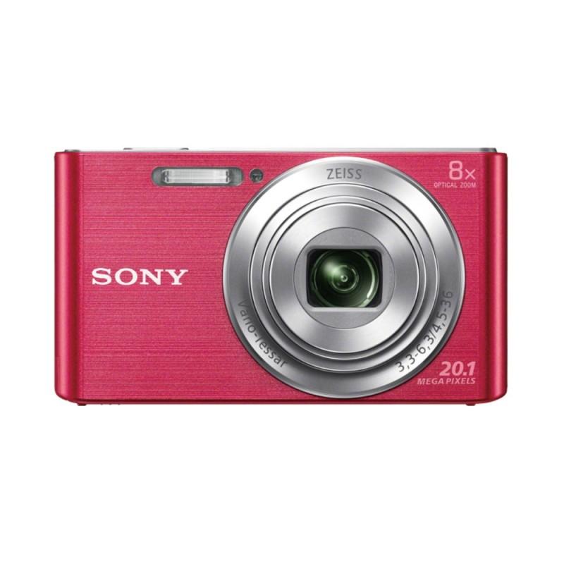 SONY DSCW830P Rosa 20,1 MP 8X