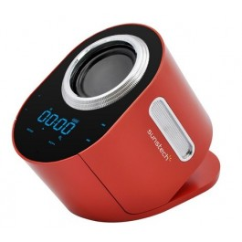 SUNSTECH SPCBT750 Rojo Bluetoo