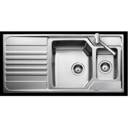Fregadero Teka Premium 11/2C 1E Inox r. 28004