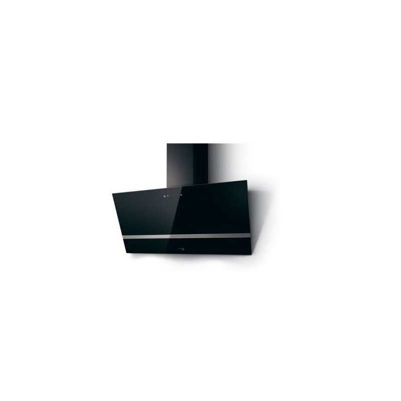 Campana TURBOAIR KITTY Cristal Negro 90cm Clase B