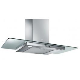 Campana Turboair SEMPIONE cristal inox 90cm