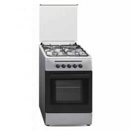 Cocina Vitrokitchen CB55IN-VS inox 50x55 G. Natural