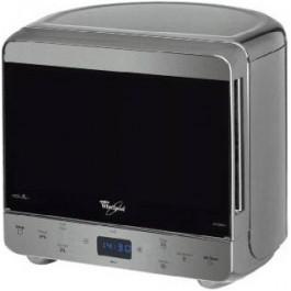 Microondas Whirlpool MAX 38/IX inox 13 Litros grill