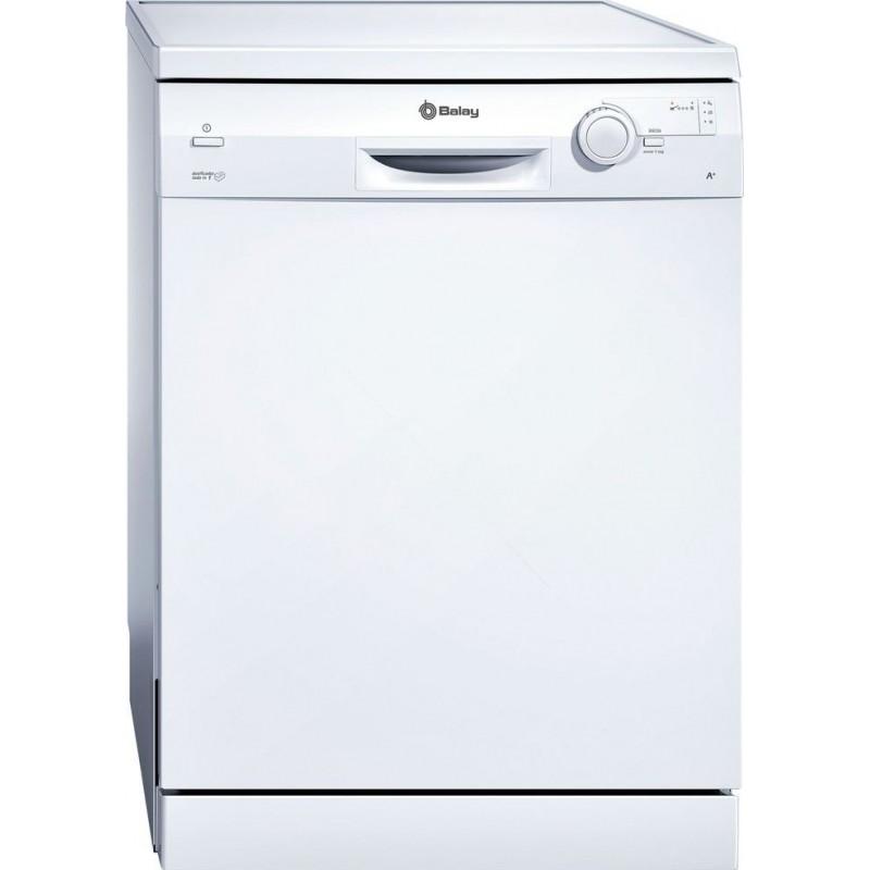 Lavavajillas Balay 3VS306BP blanco clase A+