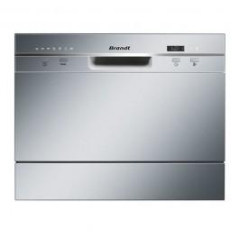 Lavavajillas Sobremesa Brandt DFC6519S clase A+