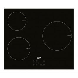 Placa inducción Beko HII-63400 AT 58cm 3 zonas