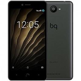 Teléfono BQ Aquaris U en Negro y Gris 16GB 2GB ram