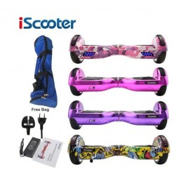 Patinete eléctrico Hoverboard Bluetooth 6.5 pulgadas Giroskuter 2 Wheel auto Balance de scooter Eléctrico monociclo