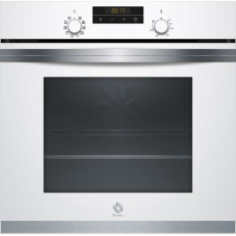Horno Balay 3HB433CB0 60cm clase A aqualisis puerta extraible