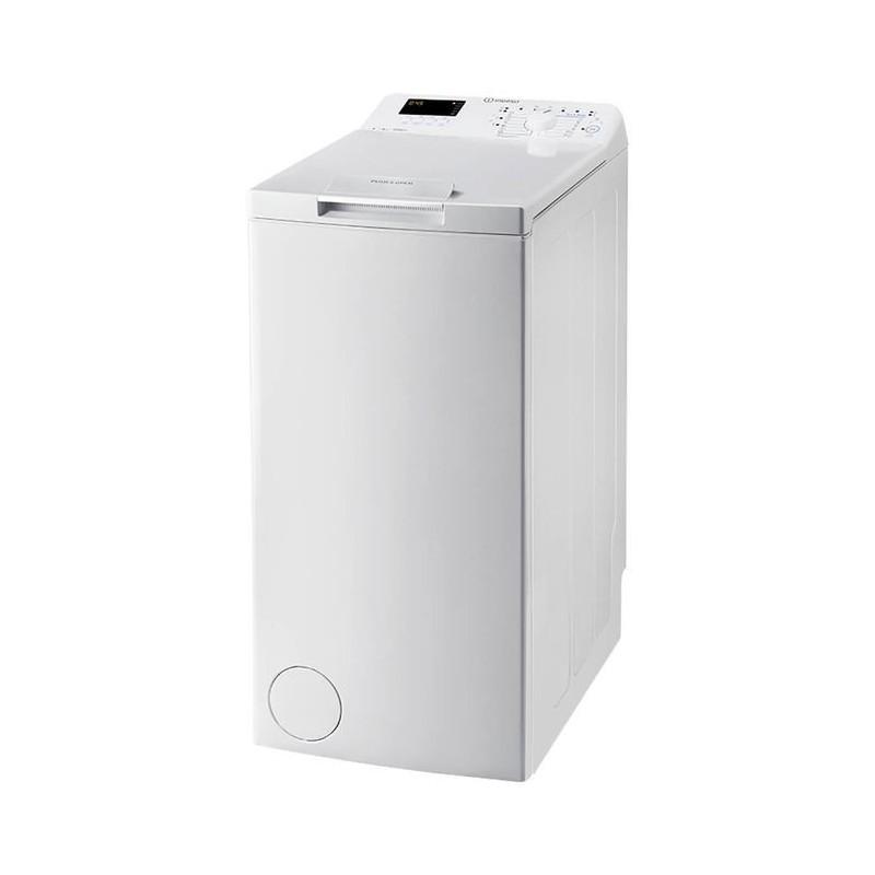 Lavadora superior Indesit BTWD61253