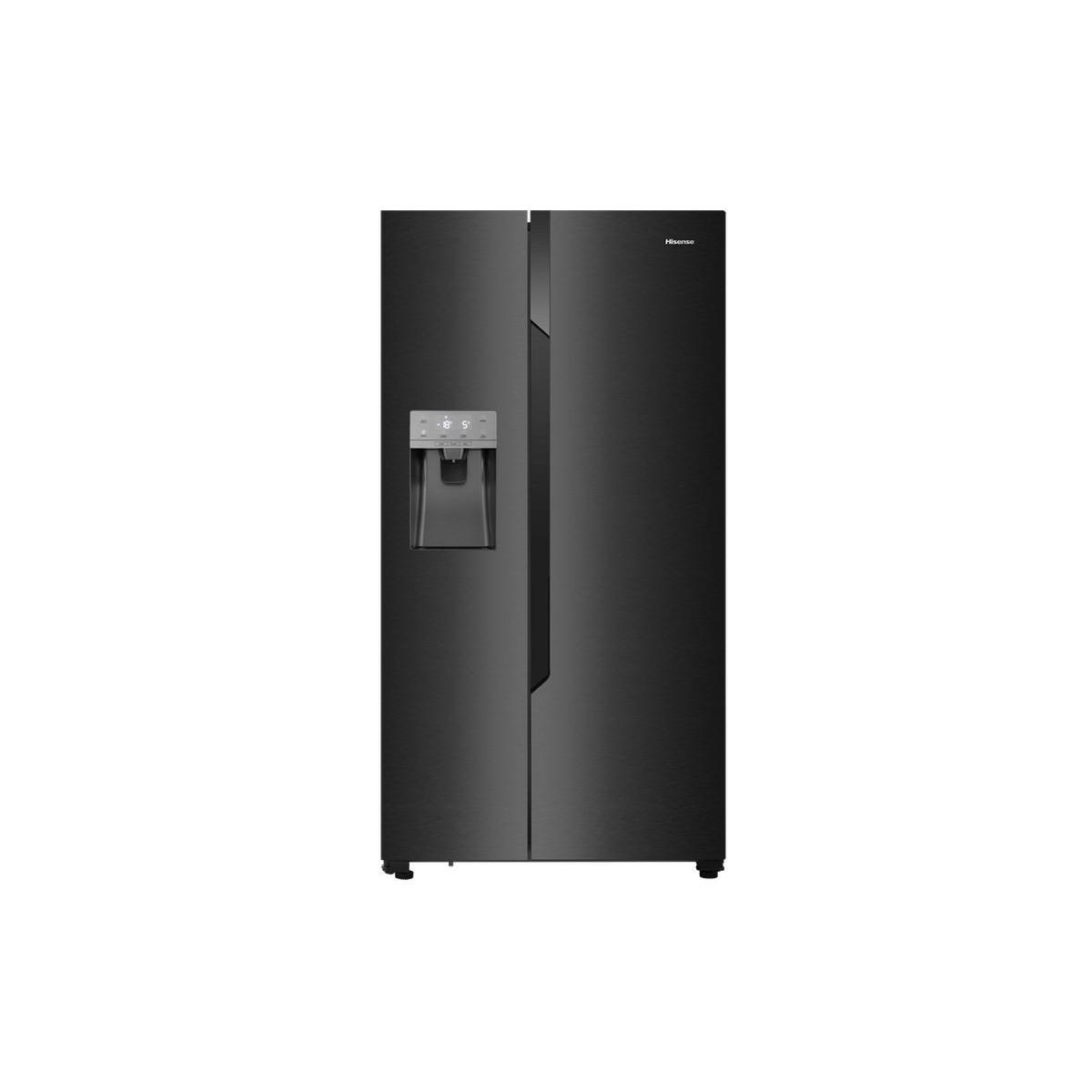 Frigorifico americano hisense rs694n4tf2 clase a 179cm - Medidas frigorifico americano ...