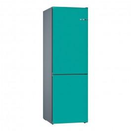 Frigorífico combi Bosch KVN39IA3B NoFrost 203cm A++ Azul