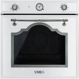 Horno Smeg SF750BS inox blanco clase A