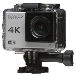 Videocámara de Accion Denver ACK-8060W 4K Wifi HDMI