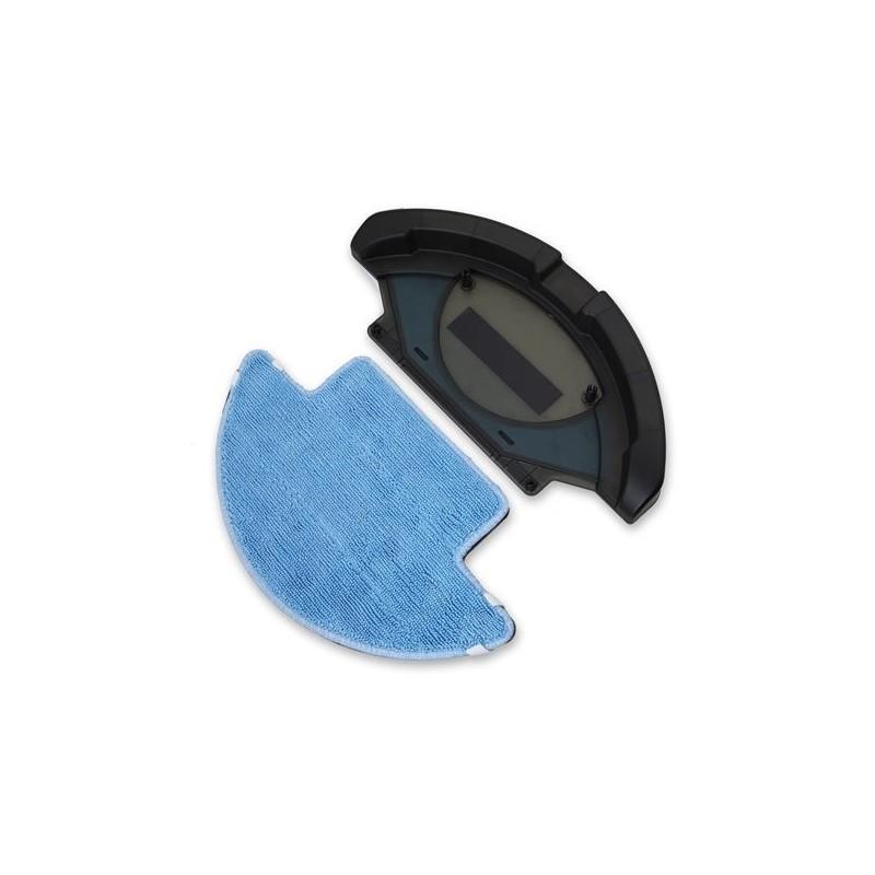 Accesorio Friega Suelos Con Mopa De Microfibra. Robot Aspirador Compatible: Conga, Conga Slim Y Conga Slim 890