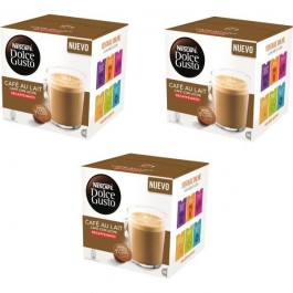 Capsulas cafe Dolce Gusto Nestle CAFE DESCAFEINAD
