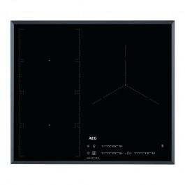 Vitrocerámica inducción Aeg IKE63471FB biselada 60cm