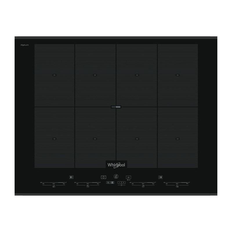 Placa de inducción Whirlpool SMO658CBTIXL Flex 65cm