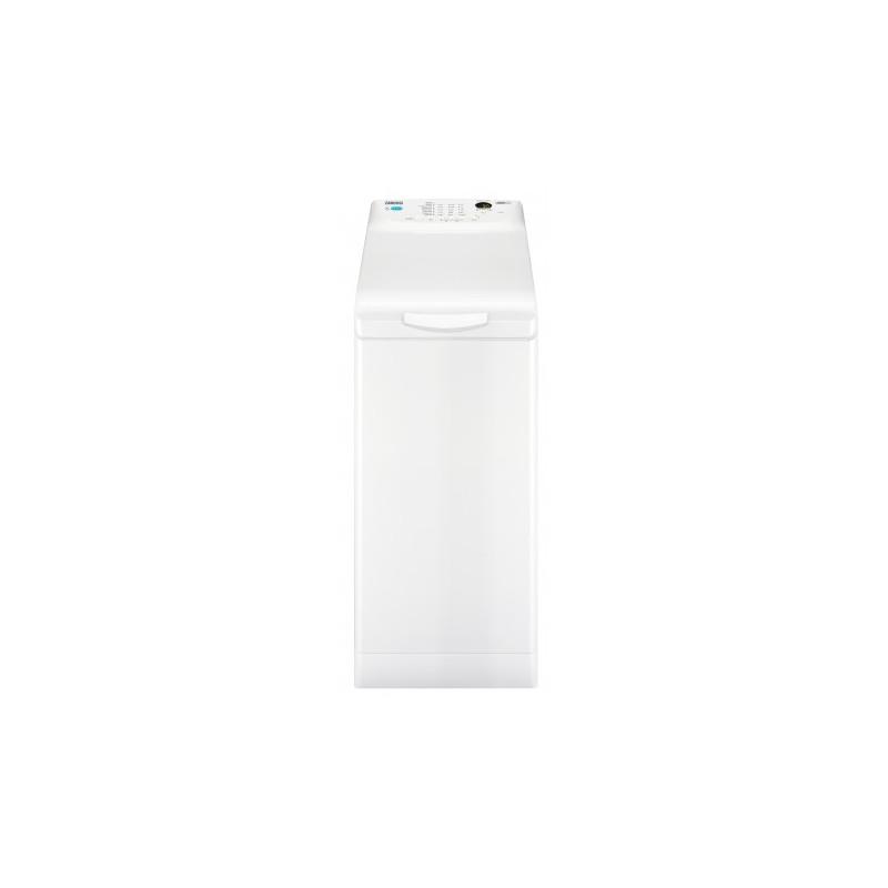 Lavadora carga superior Zanussi ZWQ71235SI 7kg clase A+++