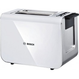 Tostador Bosch Pae TAT8611, 860w, 2 ranuras, inoxs