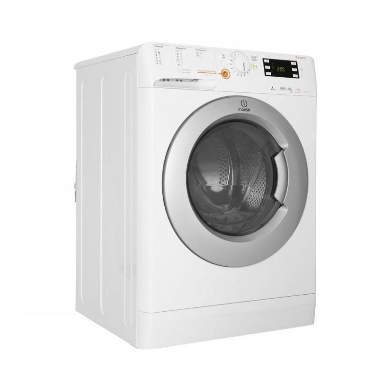 Lavadora secadora Indesit XWDE 861480X WS 8Kg 1400rpm
