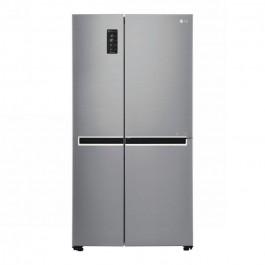 Frigorífico Side by Side LG GSB760PZXZ Total No frost 179cm A++