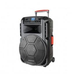 Altavoz Karaoke K310 310W luces microfono inalámbrico