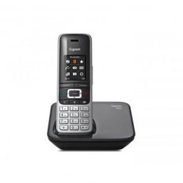 Teléfono Gigaset S850 DECT Negro