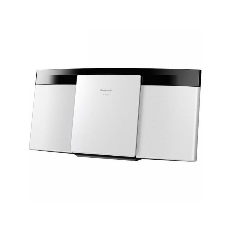 SISTEMA HI FI Panasonic SCHC200EGW blanca