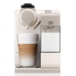 Cafetera de cápsulas Nespresso DELONGHI Lattissima Touch EN560W blanco