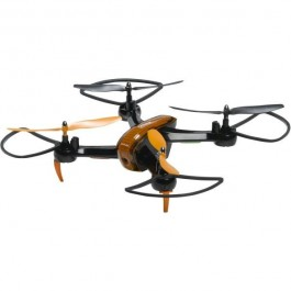 Dron Denver DCW-360 MK2 4 rotores Cuadricóptero 0.3MP 1000mAh Negro Naranja con cámara