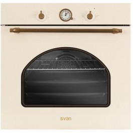Horno Svan SVH236RC crema 60cm