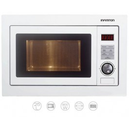 Microondas integrable Infiniton IMW-FWH1825 25L blanco Grill