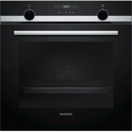 Horno Siemens HB537A0S0 cristal negro 60cm