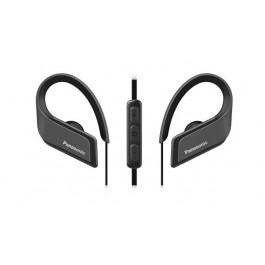 Auriculares Deportivos Panasonic RP-BTS35E-K negros