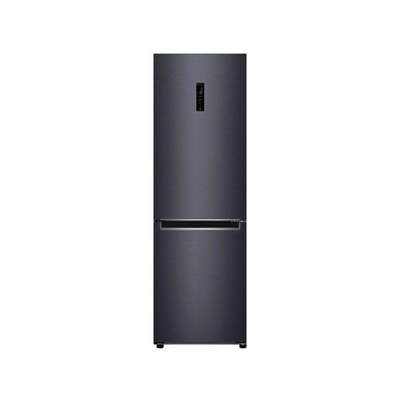 Combi LG GBB72MCDFN 203x60cm A+++ NoFrost Negro Mate