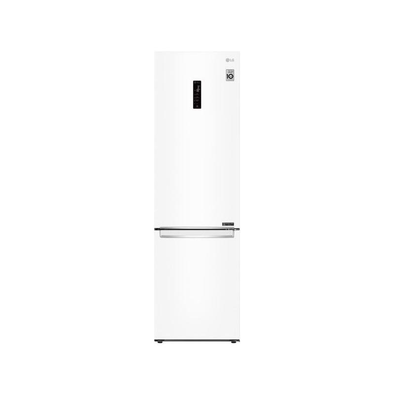 Combi LG GBB62SWFFN 203x60cm A+++ Total NoFrost blanco