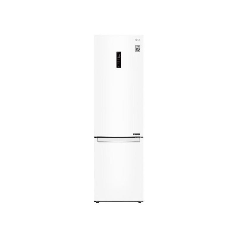 Combi LG GBB62SWHZN 203x60cm A++ Total NoFrost blanco